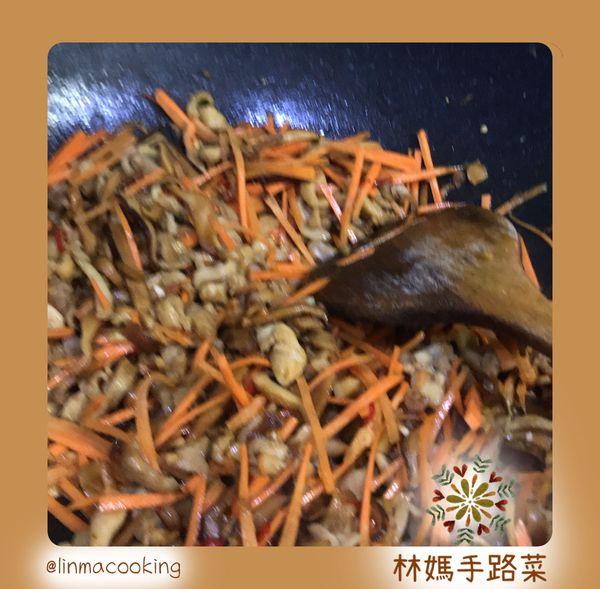 炒米粉步驟3