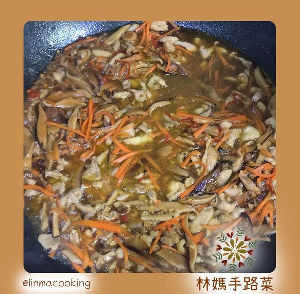 炒米粉步驟4