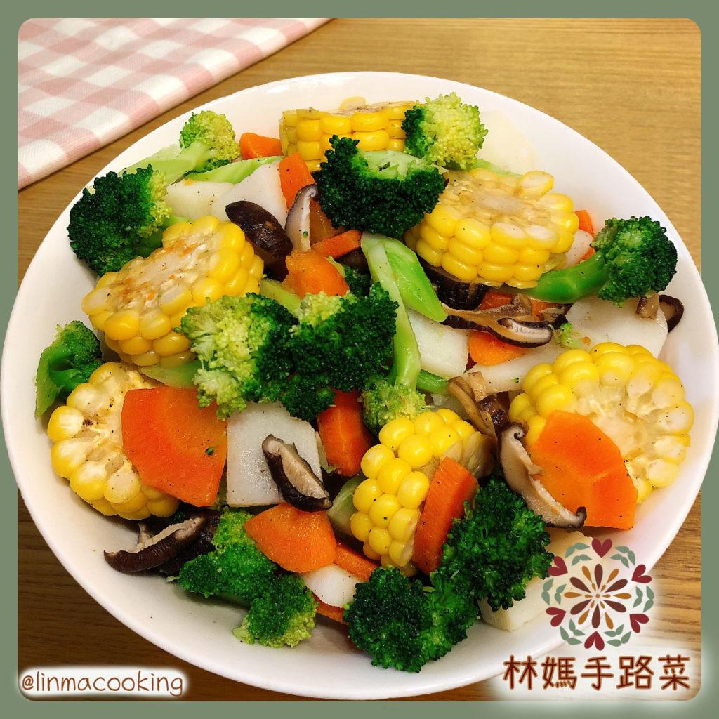 五色蔬菜主圖